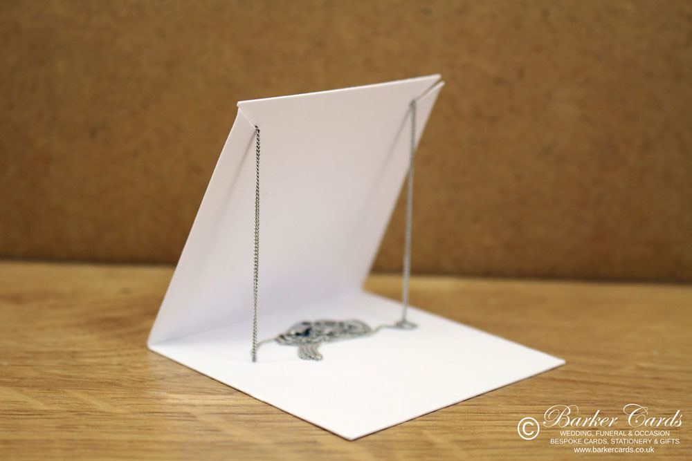 Custom Printed Freestanding Necklace Display Cards, Earring Display Cards and Bracelet Display Cards. Product Display Cards & Packaging Suitable for Boxes