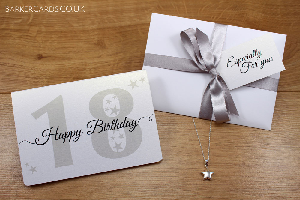 18th Birthday | Gift for Her | 18th Birthday Gifts for Women | 18th Birthday Necklace | Daughter 18th Birthday