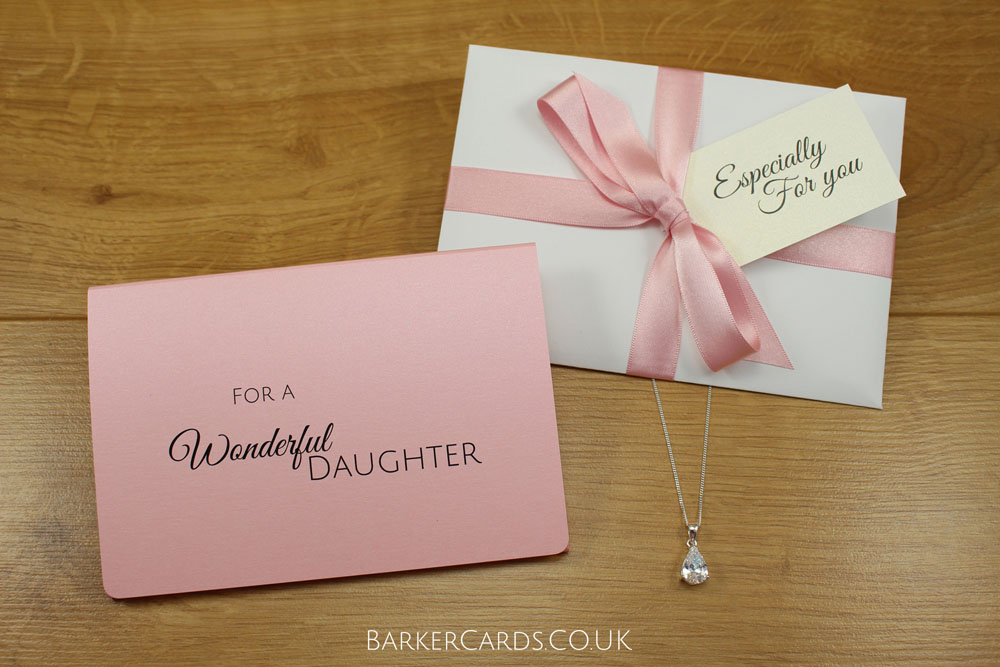 Gift for Daughter | Mother Daughter Gift | Unique Daughter Gift |  Wonderful Daughter Gift |