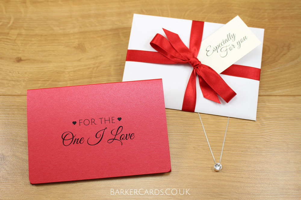 Gift for her | Anniversary Gift | I love you | For the One I love | Gift for Girlfriend |