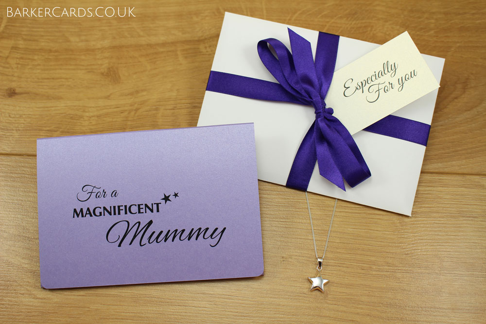 Gift for Mum | Mummy Gift | Mummy Necklace | Gift for Mummy | Card and Gift