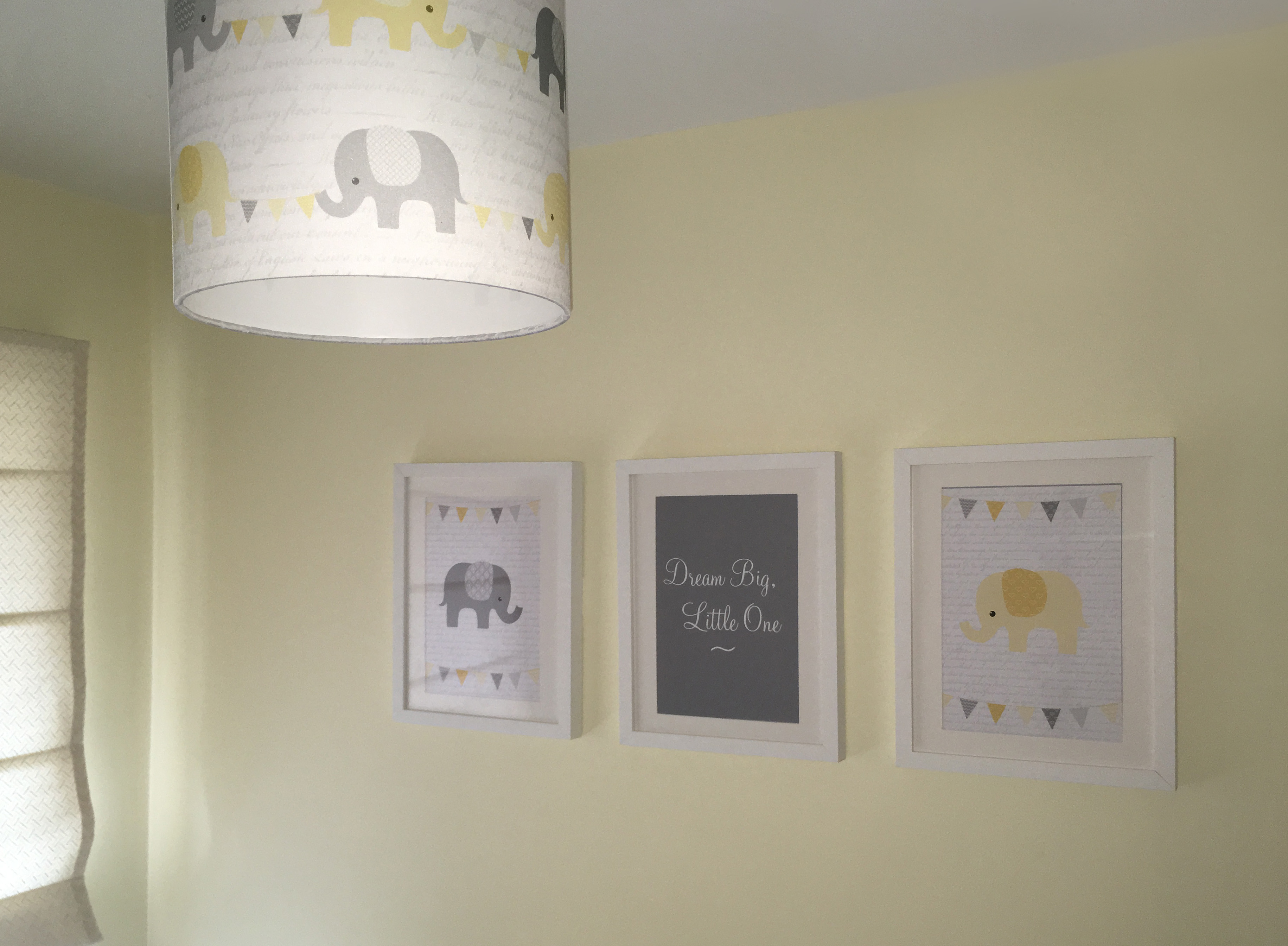 barker_cards_babys_nursery_childrens_bedroom_wall_decor_yellow_grey_neutral_elephants_bunting_