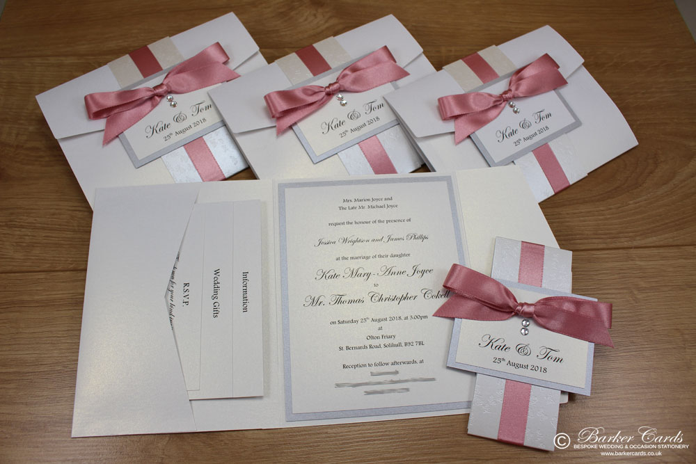 Barker Cards Wedding Stationery