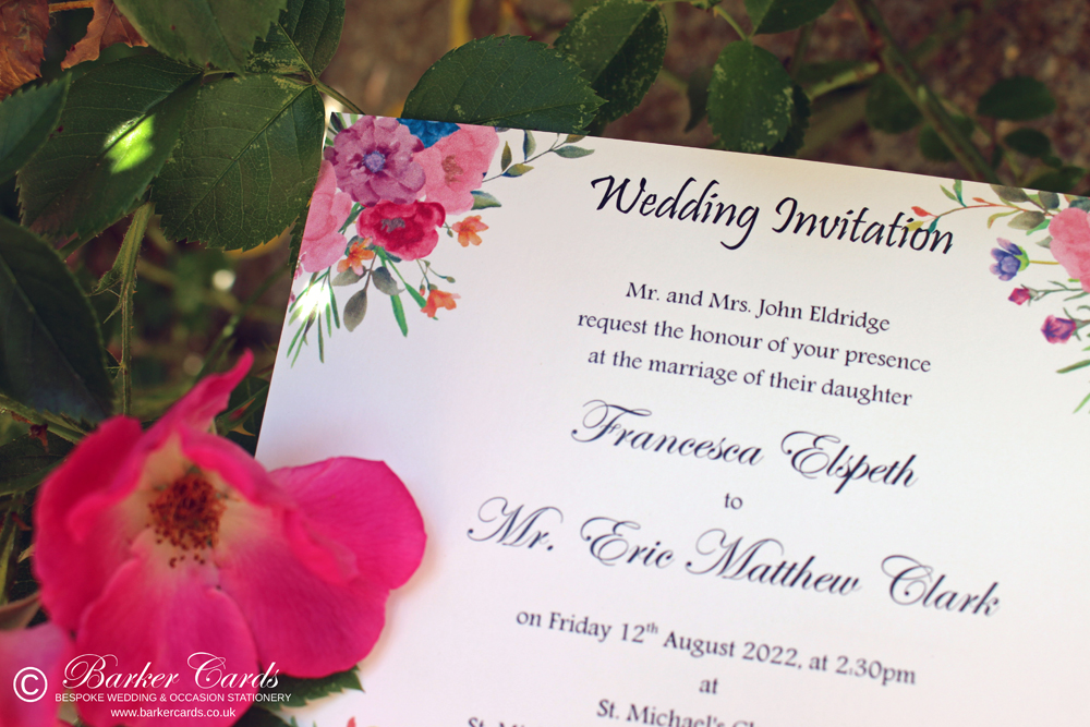 elegant_floral_vintage_watercolour_flowers_affordable_printed_handmade_flat_wedding_invitations_in_essex_bright_summer_colours_2