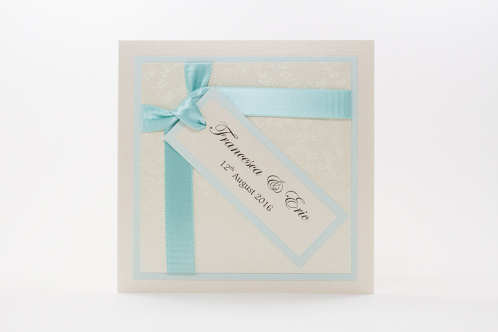 Wedding Invitation Sample of Wish Collection