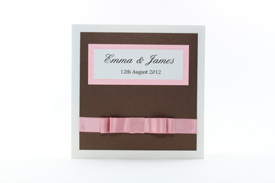 Luxury Wedding Invitation Cards Blush Pink