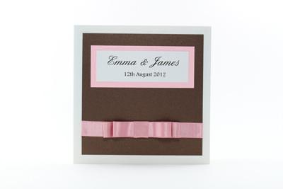 Luxury Wedding Invitation Cards Blush Pink