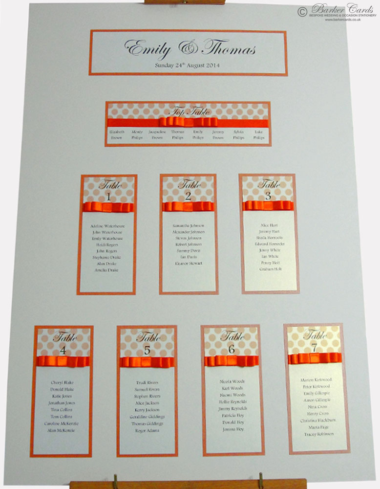 Table Planner Wedding - Table Plan Ideas