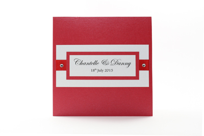 Chinese Wedding Invitations UK Red