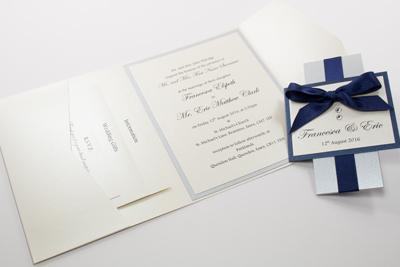 Wedding Invitations Pocketfold