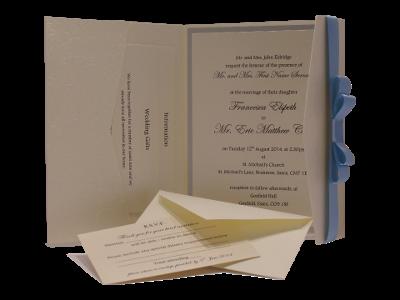 Free Wedding Invitations Samples Pocketfold collection