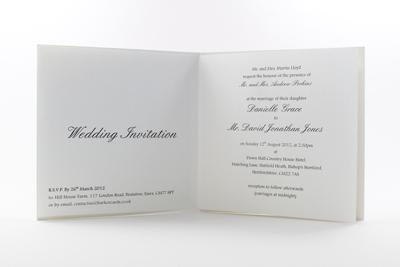 Luxury Wedding Invitation Cards invitation wording