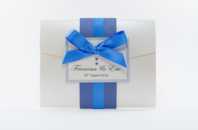Elegant Pocket Invitations